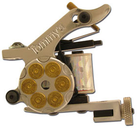 Machine Tattoo TOMMY'S 38 SPECIAL Aluminium Remplisseuse