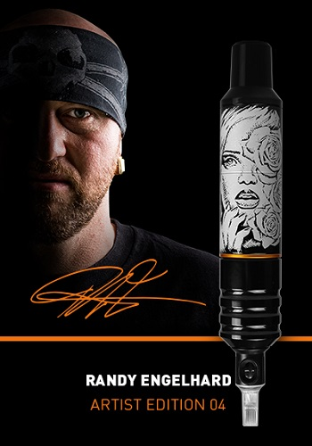 Machine Tattoo rotative Cheyenne HAWK PEN ARTIST EDITION