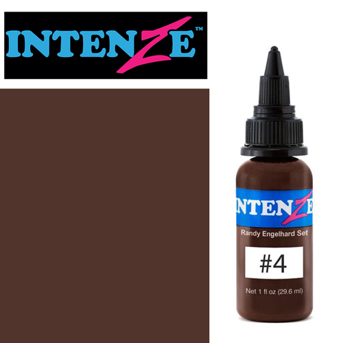 iTC Tattoo et Piercing - Encre INTENZE, stérile, 30ml, Randy Engelhard N°04