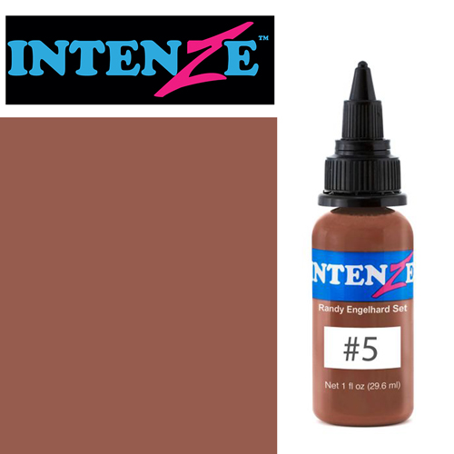 iTC Tattoo et Piercing - Encre INTENZE, stérile, 30ml, Randy Engelhard N°05