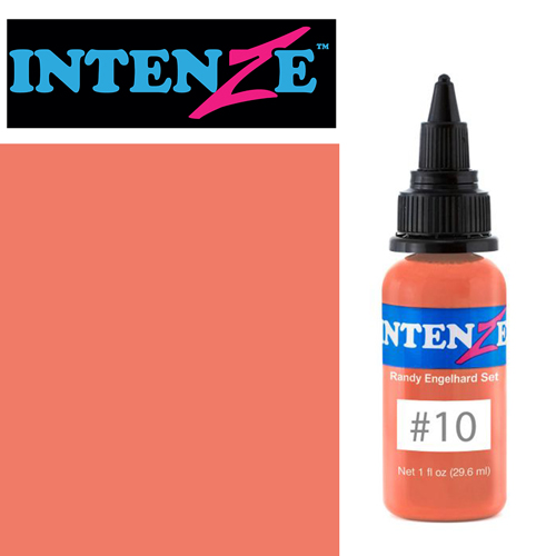 iTC Tattoo et Piercing - Encre INTENZE, stérile, 30ml, Randy Engelhard N°10