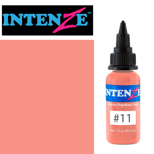 Encre INTENZE, stérile, 30ml, Randy Engelhard N°11