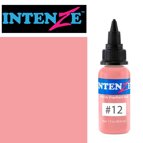 Encre INTENZE, stérile, 30ml, Randy Engelhard N°12
