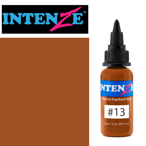 iTC Tattoo et Piercing - Encre INTENZE, stérile, 30ml, Randy Engelhard N°13