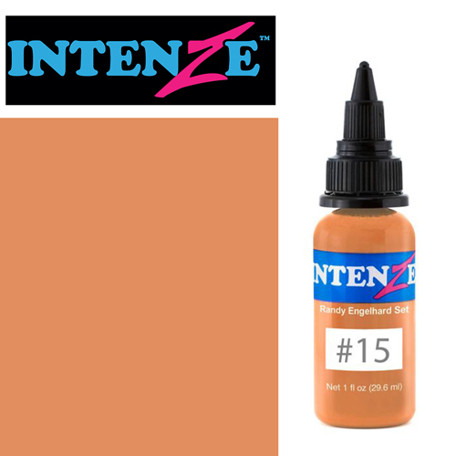 iTC Tattoo et Piercing - Encre INTENZE, stérile, 30ml, Randy Engelhard N°15