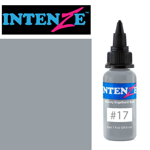 iTC Tattoo et Piercing - Encre INTENZE, stérile, 30ml, Randy Engelhard N°17