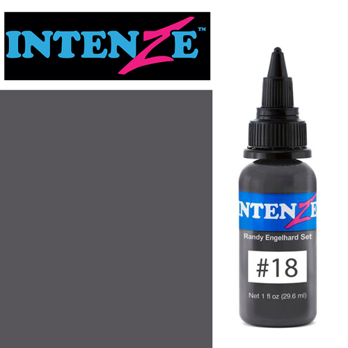 Encre INTENZE, stérile, 30ml, Randy Engelhard N°18