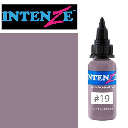 Encre INTENZE, stérile, 30ml, Randy Engelhard N°19