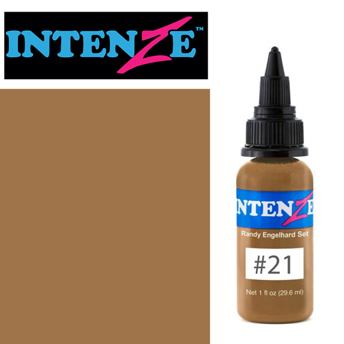 iTC Tattoo et Piercing - Encre INTENZE, stérile, 30ml, Randy Engelhard N°21