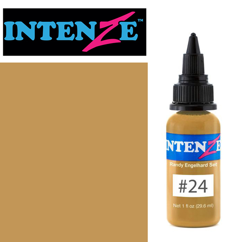 iTC Tattoo et Piercing - Encre INTENZE, stérile, 30ml, Randy Engelhard N°24
