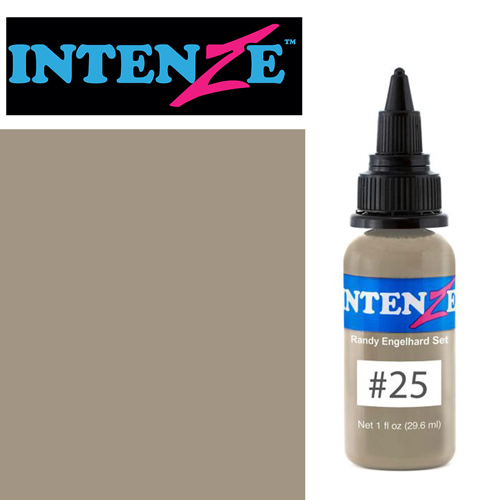 Encre INTENZE, stérile, 30ml, Randy Engelhard N°25
