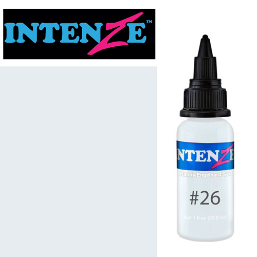 Encre INTENZE, stérile, 30ml, Randy Engelhard N°26