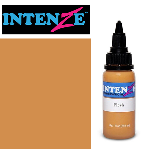 iTC Tattoo et Piercing - Encre INTENZE, stérile, 1 Oz (30ml)coloris FLESH