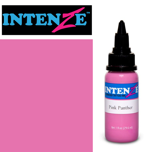 iTC Tattoo et Piercing - Encre INTENZE, stérile, 1 Oz (30ml)coloris :Pink Panther