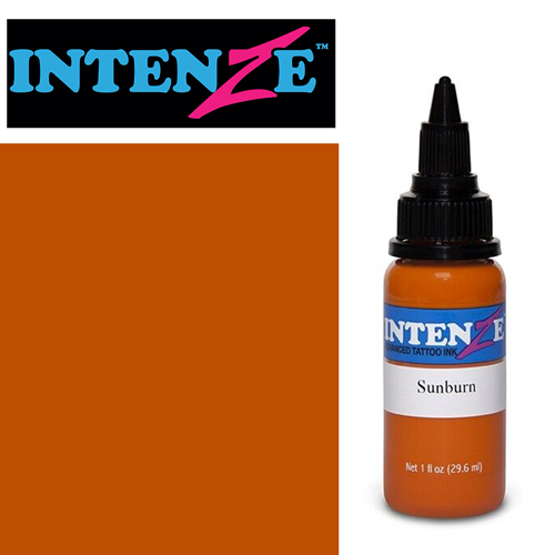 iTC Tattoo et Piercing - Encre INTENZE, stérile, 1 Oz (30ml)coloris : Sunburn