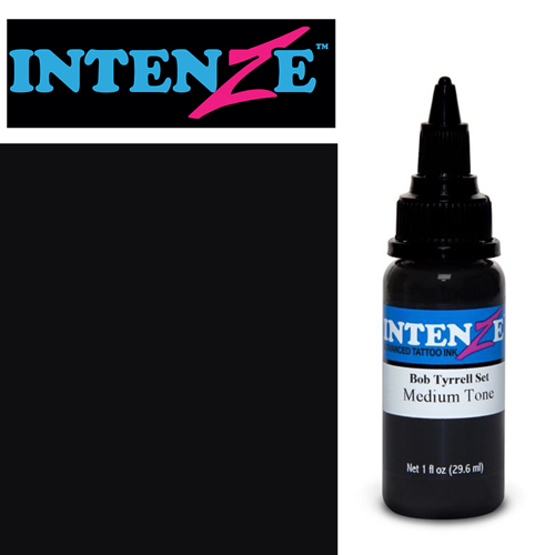 Encre INTENZE, stérile, 1 Oz (30ml),coloris : BOB TYRRELL Medium Tone