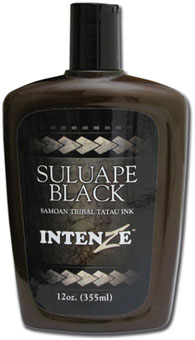 iTC Tattoo et Piercing - Encre INTENZE, stérile, 17 Oz (500ml)coloris :Suluape Tribal