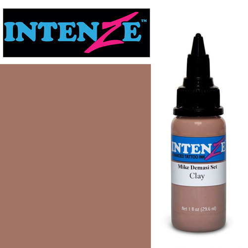 Encre INTENZE, stérile, 1 Oz (30ml),coloris : DEMASI Clay
