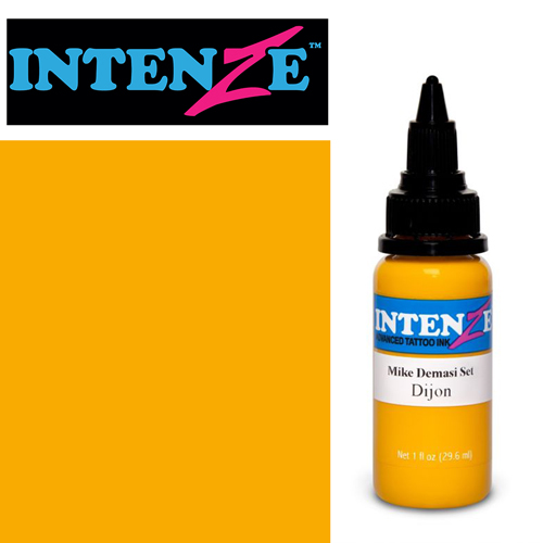 iTC Tattoo et Piercing - Encre INTENZE, stérile, 1 Oz (30ml),coloris : DEMASI Dijon