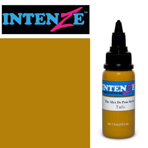 iTC Tattoo et Piercing - Encre INTENZE, stérile, 1 Oz (30ml),coloris :Tufo