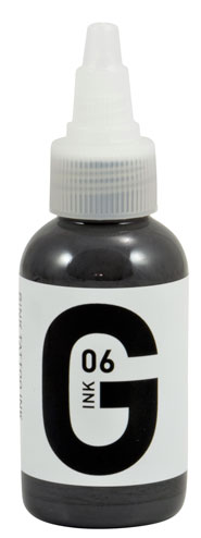 iTC Tattoo et Piercing - Encre GINK  stérile 50ml Grey N°6