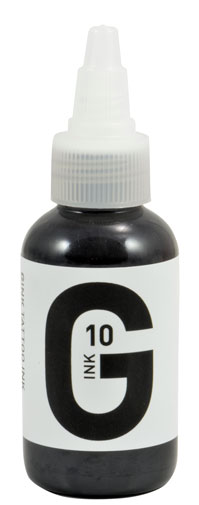 iTC Tattoo et Piercing - Encre GINK  stérile 50ml Grey N°10
