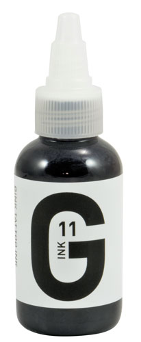iTC Tattoo et Piercing - Encre GINK  stérile 50ml Grey N°11