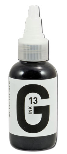iTC Tattoo et Piercing - Encre GINK  stérile 50ml Grey N°13
