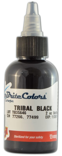 Encre STARBRITE EUROPE, stérile, coloris TRIBAL BLACK - 0I718