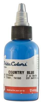 Encre STARBRITE EUROPE, stérile, coloris COUNTRY BLUE - 0I760