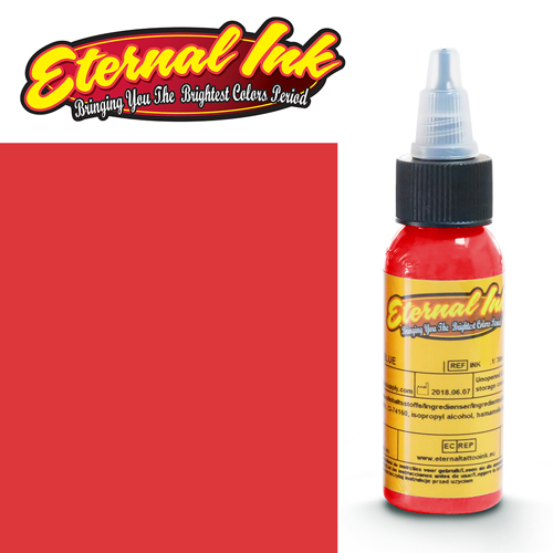 iTC Tattoo et Piercing - Encre ETERNAL, stérile, 1OZ/29ml TANGERINE