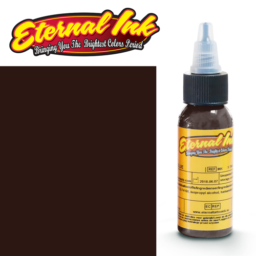 iTC Tattoo et Piercing - Encre ETERNAL, stérile, 1OZ/29ml PLUM