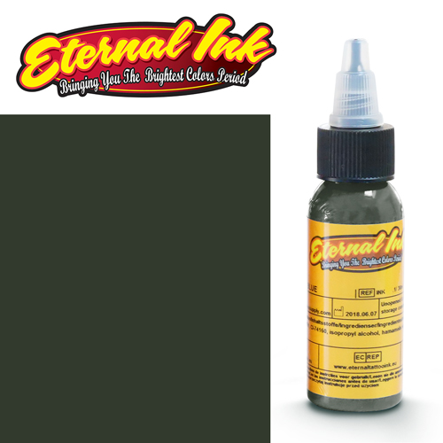iTC Tattoo et Piercing - Encre ETERNAL, stérile, 1OZ/29ml OLIVE