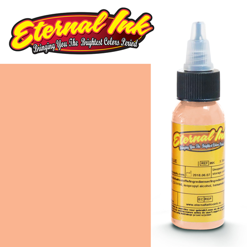iTC Tattoo et Piercing - Encre ETERNAL, stérile, 1OZ/29ml GEORGIA PEACH