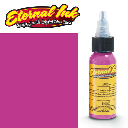 iTC Tattoo et Piercing - Encre ETERNAL, stérile, 1OZ/29ml LIGHT MAGENTA
