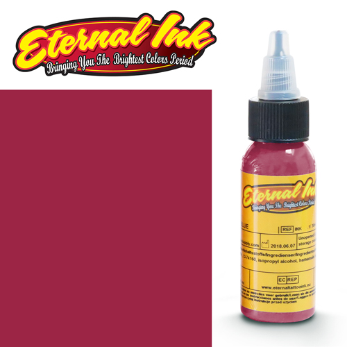 iTC Tattoo et Piercing - Encre ETERNAL, stérile, 1OZ/29ml DUSTY ROSE