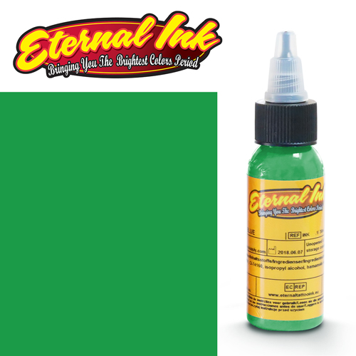 iTC Tattoo et Piercing - Encre ETERNAL, stérile, 1OZ/29ml SPEARMINT