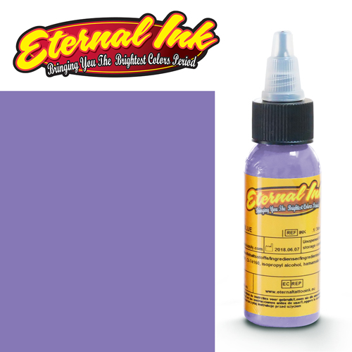 iTC Tattoo et Piercing - Encre ETERNAL, stérile, 1OZ/29ml LAVENDER