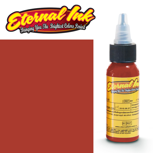 iTC Tattoo et Piercing - Encre ETERNAL, stérile, 1OZ/29ml SALMON