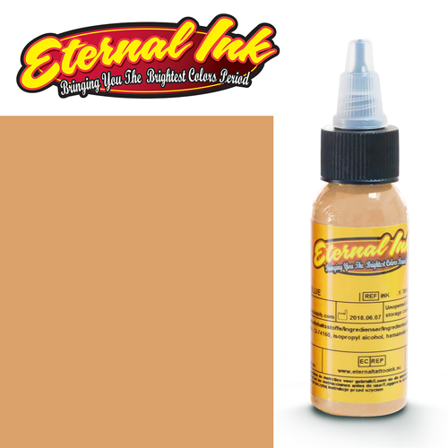 iTC Tattoo et Piercing - Encre ETERNAL, stérile, 1OZ/29ml PEACHY FLESH