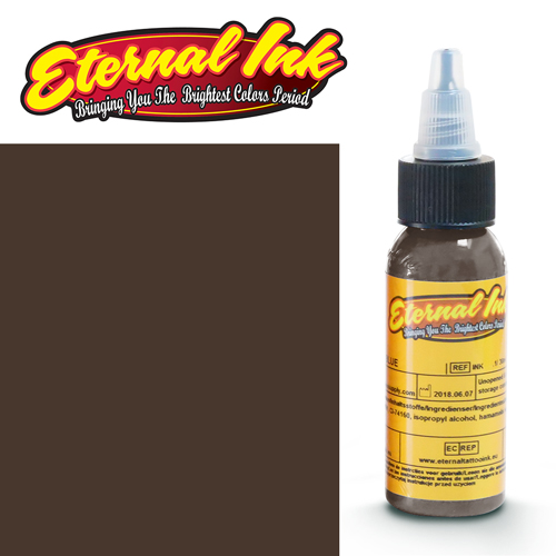 iTC Tattoo et Piercing - Encre ETERNAL, stérile, 1OZ/29ml DECOMPOSED SKIN