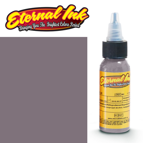 iTC Tattoo et Piercing - Encre ETERNAL, stérile, 1OZ/29ml PUTRID BROWN