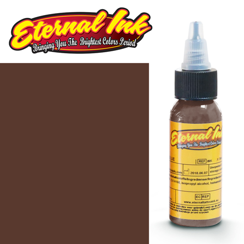 iTC Tattoo et Piercing - Encre ETERNAL, stérile, 1OZ/29ml SABLE