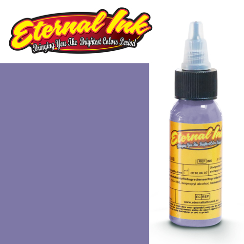 iTC Tattoo et Piercing - Encre ETERNAL, stérile, 1OZ/29ml ENCHANTED LILAC