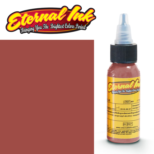 iTC Tattoo et Piercing - Encre ETERNAL, stérile, 1OZ/29ml PAPAYA