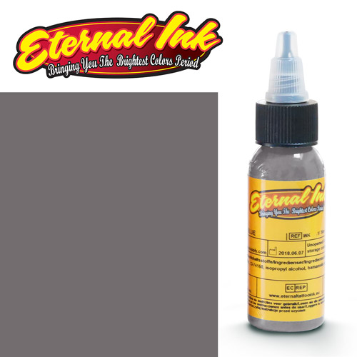 iTC Tattoo et Piercing - Encre ETERNAL, stérile, 1OZ/29ml WARM LIGHT GRAY