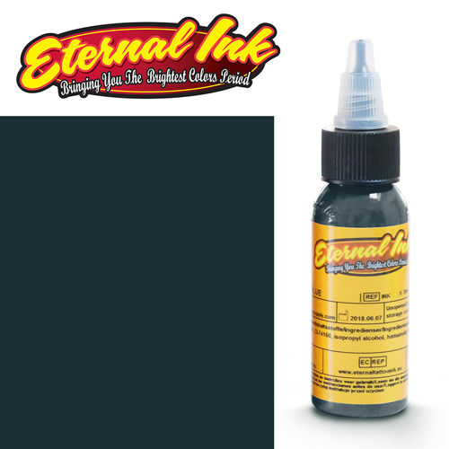 Encre ETERNAL, stérile, 1OZ/29ml COOL DARK GRAY