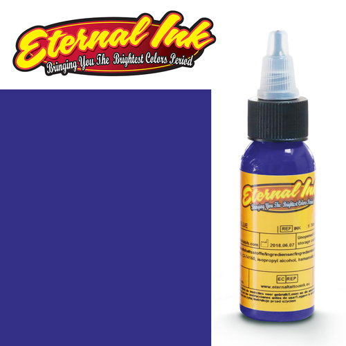 iTC Tattoo et Piercing - Encre ETERNAL, stérile, 1OZ/29ml IMPERIAL VIOLET