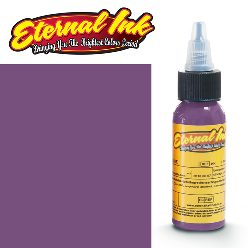 iTC Tattoo et Piercing - Encre ETERNAL, stérile, 1OZ/29ml ANTIQUE FUCHSIA
