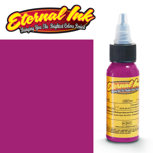 iTC Tattoo et Piercing - Encre ETERNAL, stérile, 1OZ/29ml ELECTRIC RASPBERRY